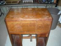 Unrestored Sparton 7-46 Cabinet