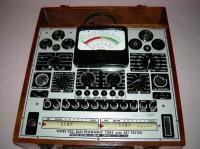 Precision 920 Tube Tester