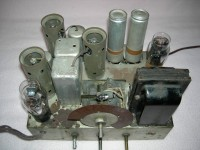 Philco Model 60 Chassis
