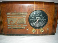 Zenith 5-S-119 Unrestored Front