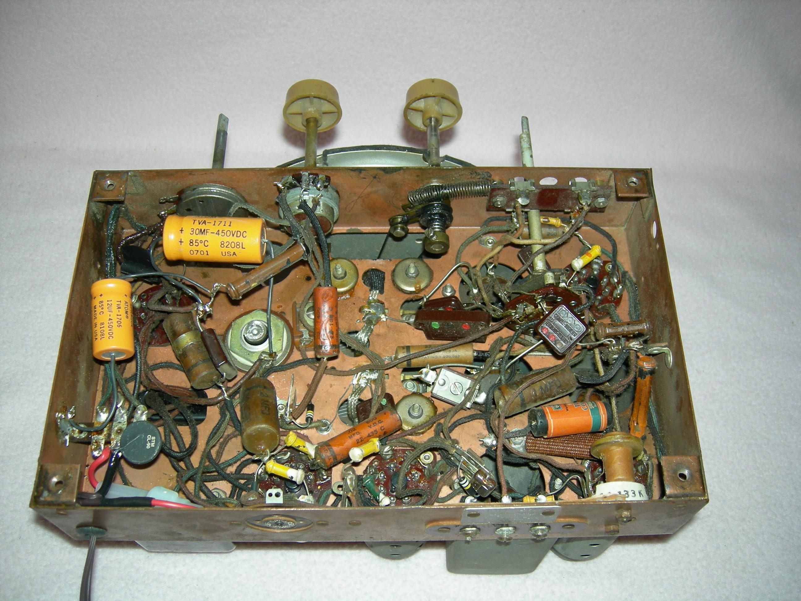 Vintage Radio Restorations 30