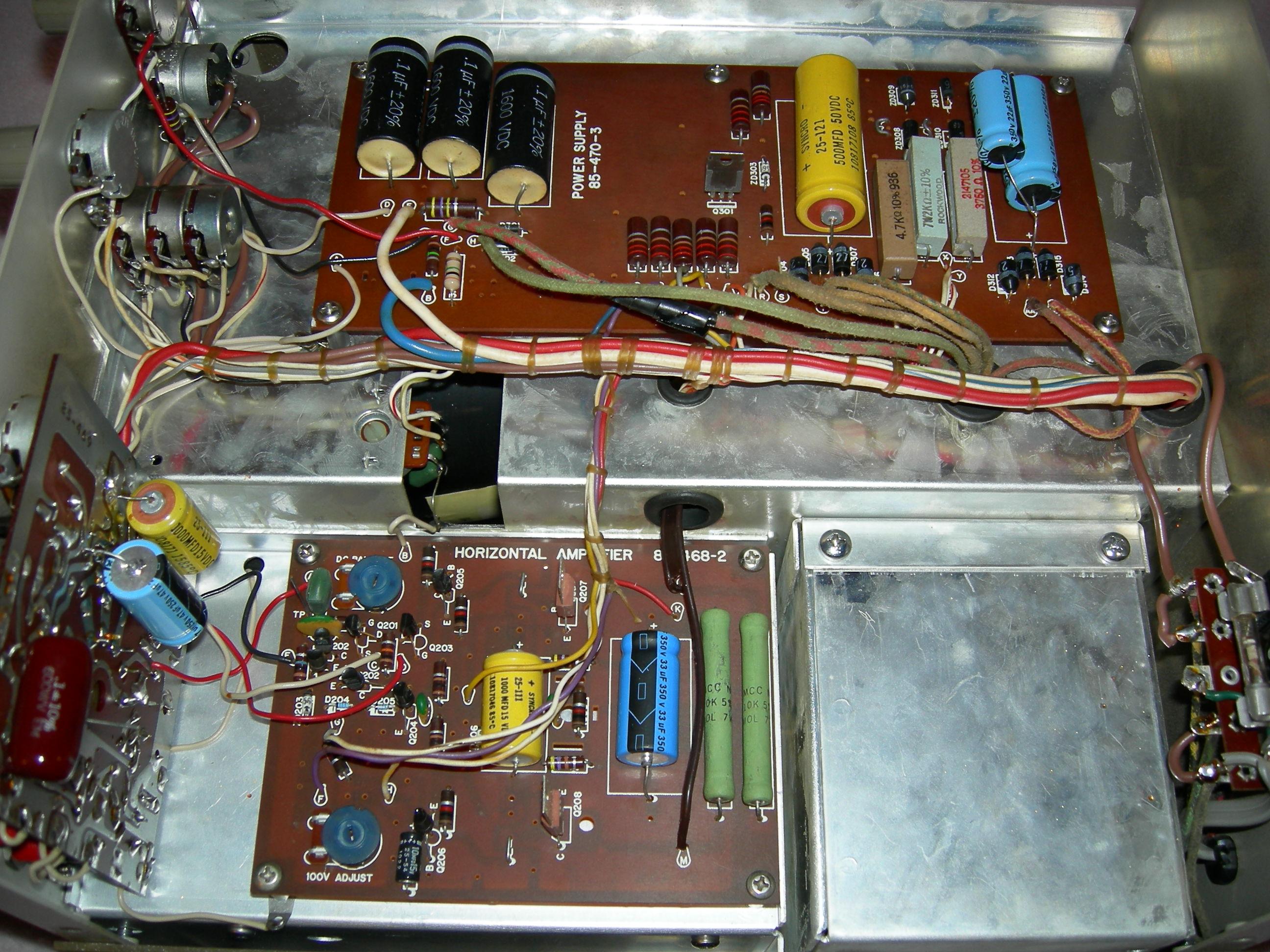 Heathkit IO-102 PC Boards