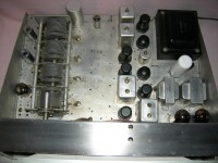 Hallicrafters SX-62A Chassis Top