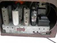 Philco 38-10 Chassis