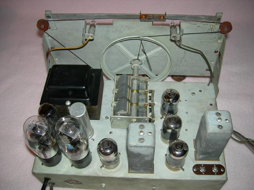 Sparton 7-46 Chassis Top