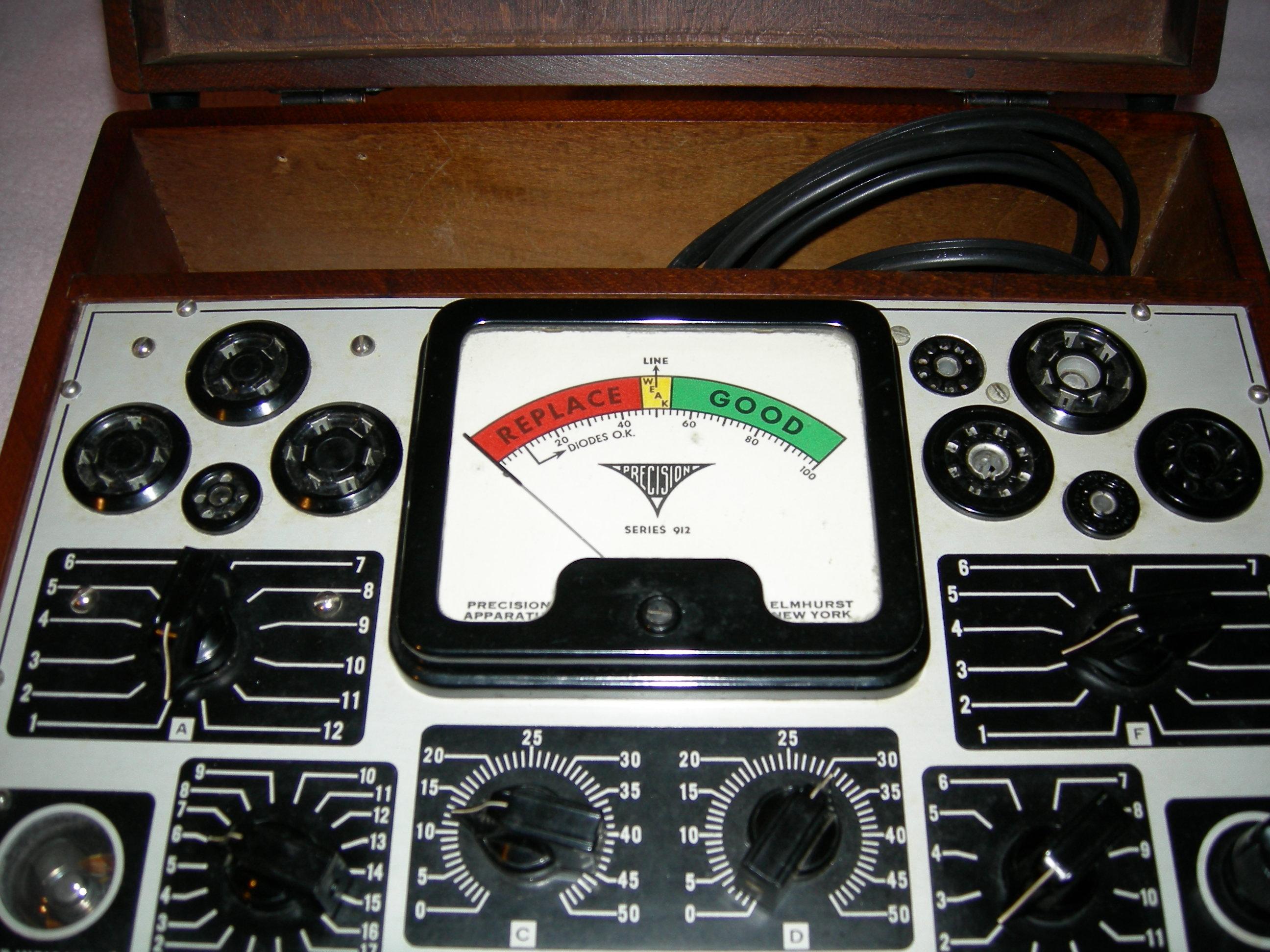 Precision 912P Meter Movement