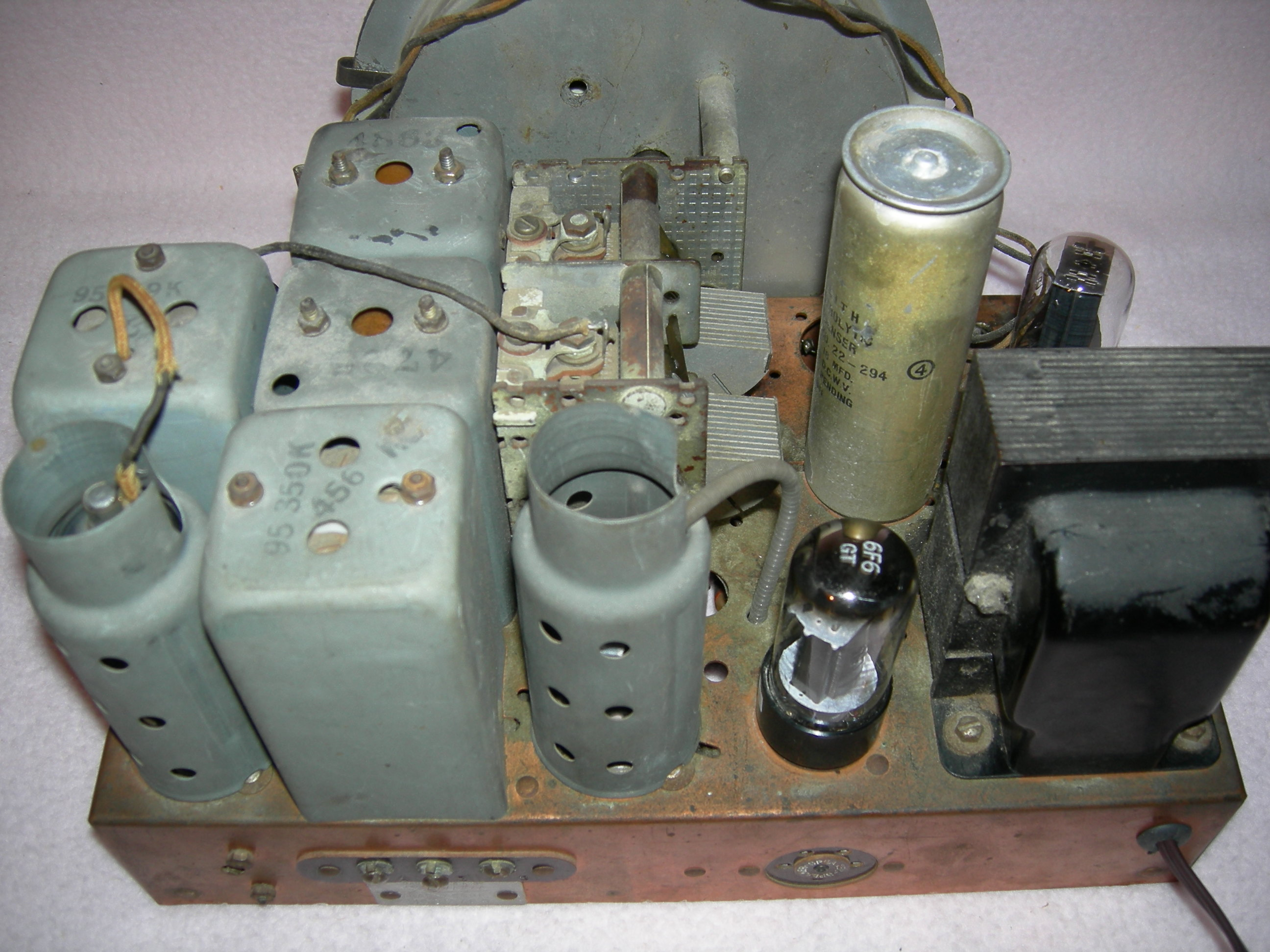 Zenith 5-S-119 Chassis