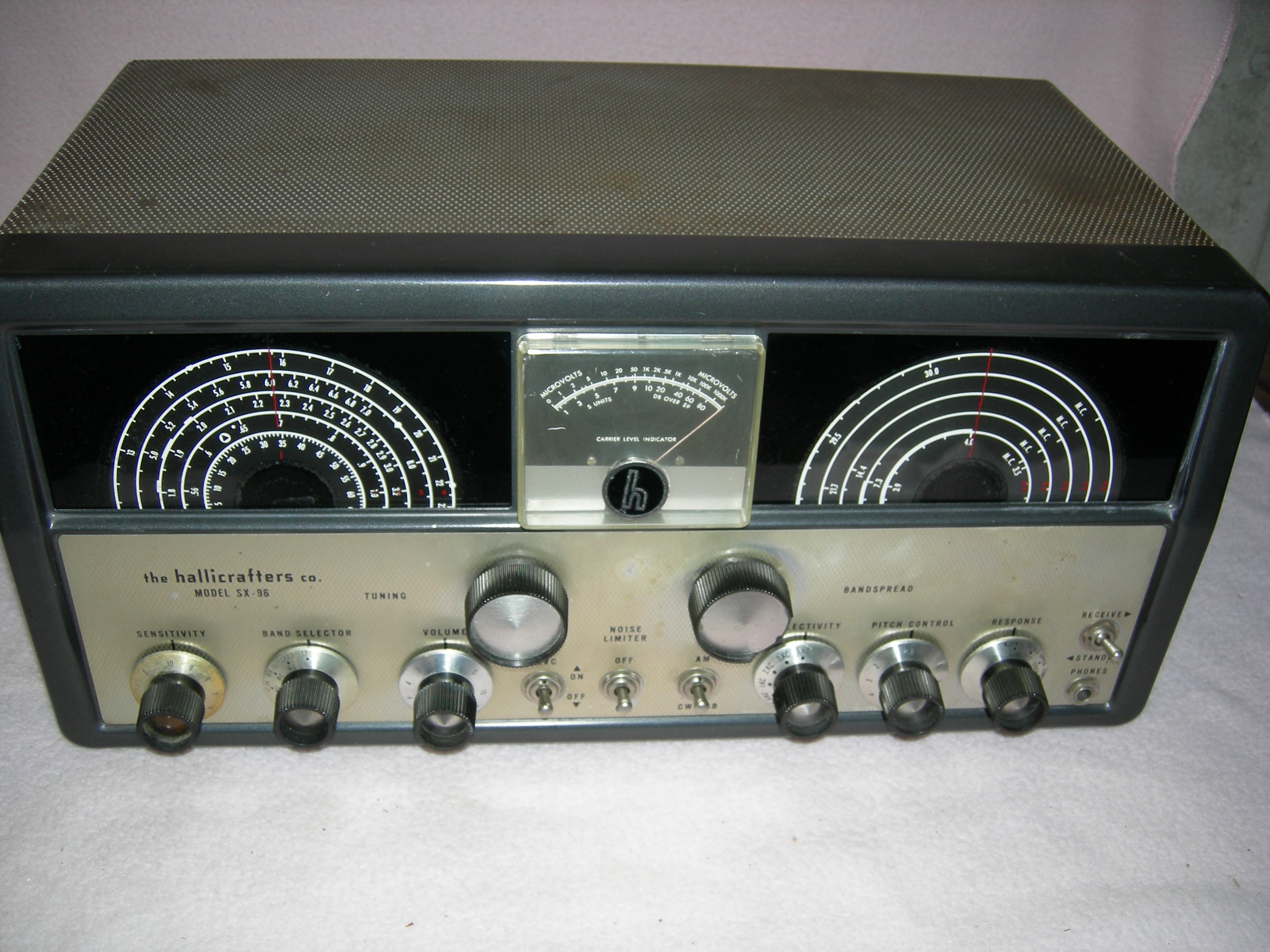 SX-96 Front and Top
